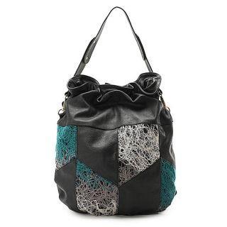 Bucket Bag Crochet Pattern : Free Crochet Pattern L10191 Crochet Bucket Bag : Lion Brand Yarn