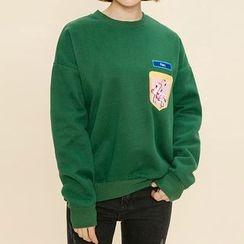 Heynew - Print Sweatshirt