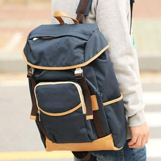 BOOMSTYLE - Buckled Backpack