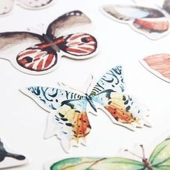 Cute Essentials - Butterfly Postcard (30 pcs)