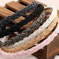 Cheermo - Braided Bead Hair Band