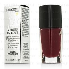 Lancome 蘭蔲 - Vernis In Love Nail Polish (#246N Rose Comtesse)