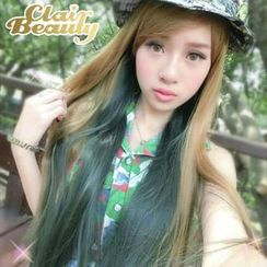 Clair Beauty - Gradient Color-Mix Long Full Wig - Straight