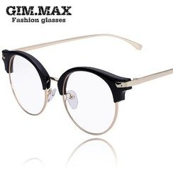 GIMMAX Glasses - Semi-Rimless Glasses
