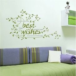 LESIGN - Lettering Wall Sticker