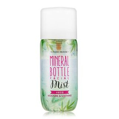伊蒂之屋 - Mineral Bottle Facial Mist - Moisture & Soothing 45ml