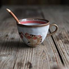 Modern Wife - Printed Mug / Set: Printed Mug + Spoon