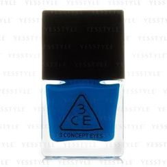 3 CONCEPT EYES - Nail Lacquer (#BL02)
