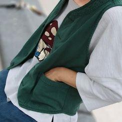YORU - Buttoned Vest