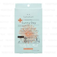 LuLuLun - Sunny Day Weekly Face Mask