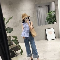 Chililala - Wide Leg Jeans