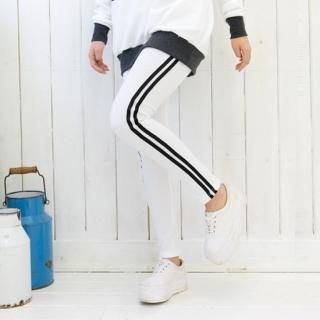 Cocopop - Vertical Striped Leggings