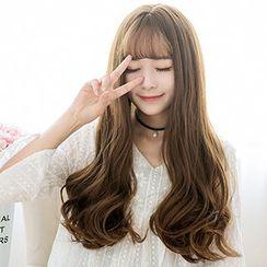 Hairess - Long Full Wig - Wavy