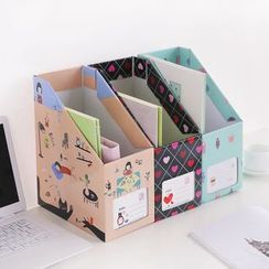 Miumi - 印花文件收納盒