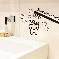 LESIGN - Toilet Sticker