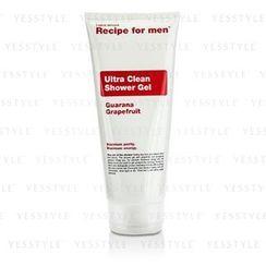 Recipe For Men - Ultra Clean Shower Gel
