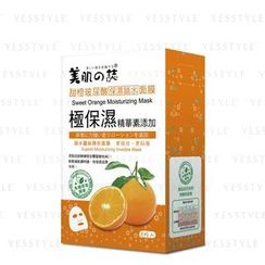 BeautyMate - Sweet Orange Moisturizing Mask