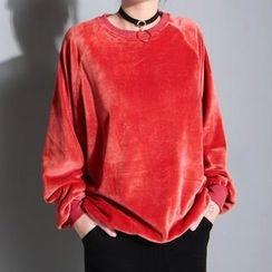 Ultra Modern - Velvet Pullover