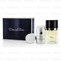 Oscar De La Renta - Oscar Coffret: Eau De Toilette Spray 50ml/1.7oz + Deodorant Stick 75g/2.5oz