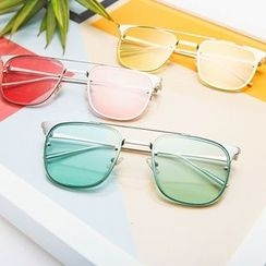 Lose Show - Clear Sunglasses