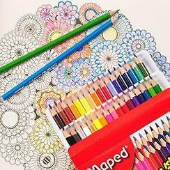 Bookuu - 彩色铅笔套装