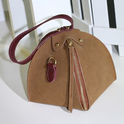 BeiBaoBao - Faux-Leather Pouch