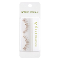 Nature Republic - Beauty Tool Eyelashes (#02 Natural & Brown)