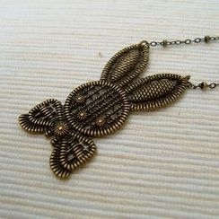 MyLittleThing - Mr. Rabbit Necklace