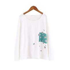 Fairyland - Printed Long-Sleeve T-Shirt