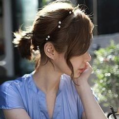 華娟 - 仿珍珠髮圈