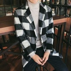 Rory Jerry - Check Coat