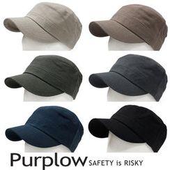 Purplow - Military Cap