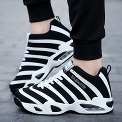 HANO - Zebra Patterned Sneakers