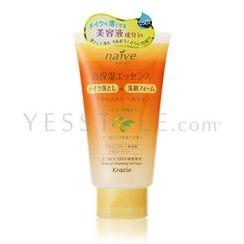 Kracie - Kracie Naïve 橄欖味清除毛孔污垢卸妝洗面凝膠