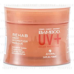 Alterna - Bamboo Color Hold+ Color Protection Rehab Deep Hydration Masque (For Strong, Vibrant, Color Protected Hair)