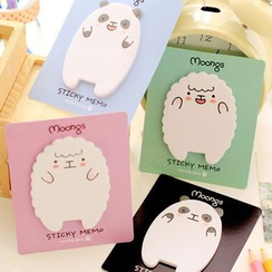 Seoul Young - Mini Animal Sticky Notes