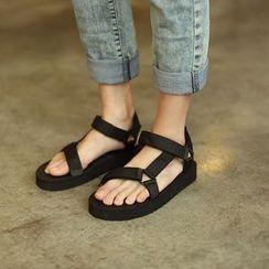 Soulcity - Velcro Sandals