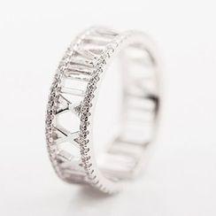 Kulala - Roman Numeral Ring