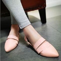 TULASI - Pointed Sandals