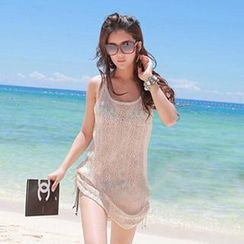 Tamtam Beach - Loose Knit Tank Top