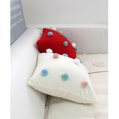 iswas - Pompom Cushion Cover