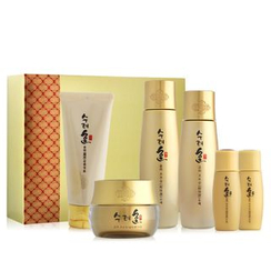 Sooryehan - Sooryehan Yunha Extra Moisturizing Special Set: Toner 150ml + 25ml + Emulsion 130ml + 25ml + Cream 25ml + Cleansing Foam 100ml
