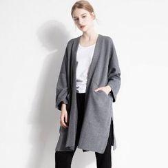 Halona - Open-Front Coat