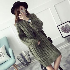 FR - Cable Knit Dress