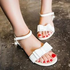 Tomma - Bow Sandals