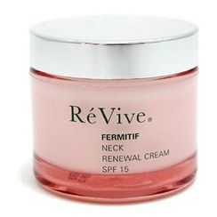 Re Vive - Fermitif 颈部更生乳霜 SPF 15