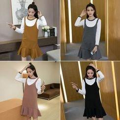 EFO - Set: Pullover + Jumper Dress