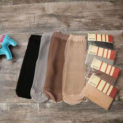 Cloud Femme - Sheer Anti Snag Socks
