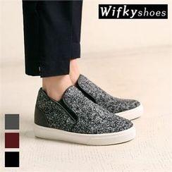 Wifky - Hidden-Heel Slip-Ons