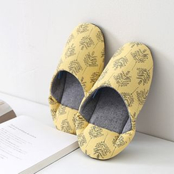 iswas - Cotton Pattern Slipper